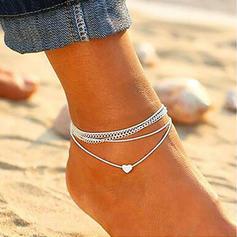 Unique Alloy Anklets