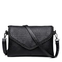 Fashionable/Commuting/Solid Color Crossbody Bags