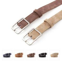 Unique Fashionable Vintage Simple Leatherette Women's Belts 1 PC
