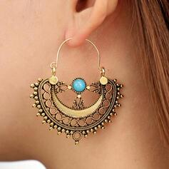 Unique Romantic Alloy Women's Ladies' Unisex Girl's Earrings