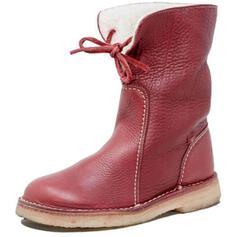 Vrouwen PU Low Heel Half-Kuit Laarzen Snowboots Ronde neus met Vastrijgen Effen kleur schoenen