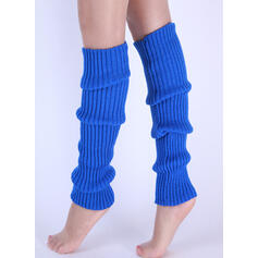Striped/Solid Color Comfortable/Women's/Leg Warmers/Boot Cuff Socks Socks