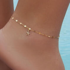 Charming Delicate Romantic Alloy Women's Ladies' Girl's Anklets