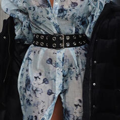 Fashionable Hottest Alloy PU Women's Belts