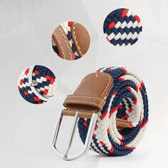 Fashionable Vintage Classic Charming Artistic Delicate Braided Rope Women's Unisex Belts 1 PC