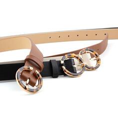 Unique Stylish Vintage Simple Leatherette Women's Belts 1 PC