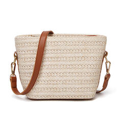 Elegant/Bohemian Style/Braided/Simple Tote Bags/Crossbody Bags/Shoulder Bags/Beach Bags/Hobo Bags