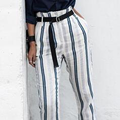 Classic Simple Alloy Canvas Women's Belts