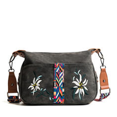 In de mode/Verfijnd/Flora Crossbody Tassen