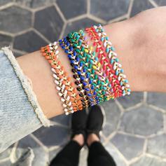 Kleurrijk Boho Aantrekkelijk Legering met Lint Armbanden