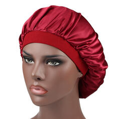 Women's Simple Polyester Hair Bonnet