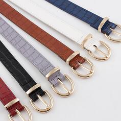 Unique Fashionable Stylish Vintage Attractive Delicate Leatherette Women's Belts 1 PC