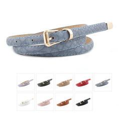 Unique Beautiful Fashionable Classic Attractive Leatherette Women's Belts 1 PC