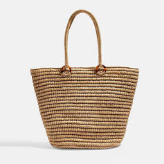 Elegant/Vintga/Bohemian Style/Braided/Simple Tote Bags/Beach Bags/Bucket Bags/Hobo Bags