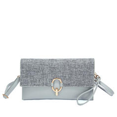 Solid Color/Multi-functional Purse