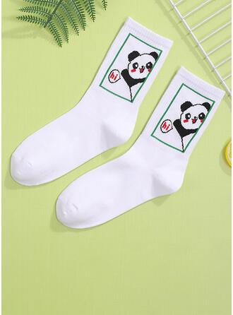 Animal attractive/Comfortable/Simple Style Socks