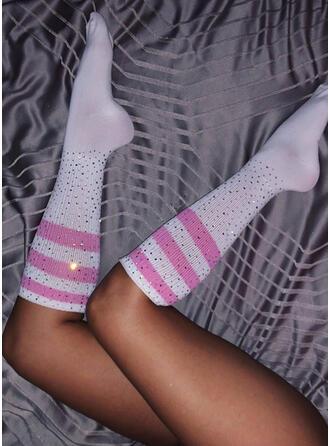 Striped Comfortable/Women's/Calf Socks Socks