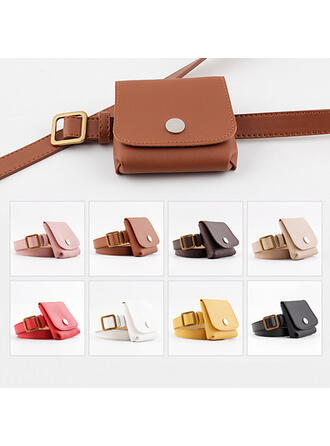 Unique Beautiful Fashionable Vintage Classic Simple Leatherette Women's Belts 1 PC