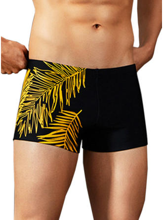 Men's Leaves Briefs
