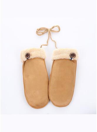 Effen kleur/Retro /Wijnoogst Warme/Huidvriendelijk handschoenen