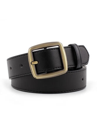 Fashionable Vintage Classic Charming Pretty Elegant Artistic Leatherette Women's Belts 1 PC