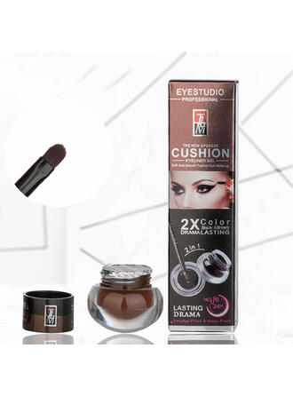 2 PCS Classic Plastic Eyeliner liquid eyeliner With Box