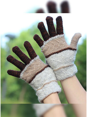 Hechten/grafische prints mode/eenvoudig/Warme handschoenen