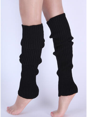 Striped/Solid Color Comfortable/Women's/Leg Warmers/Boot Cuff Socks Socks