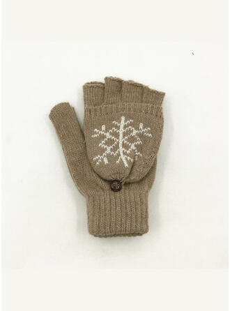 Effen kleur/grafische prints aantrekkelijk/eenvoudig handschoenen