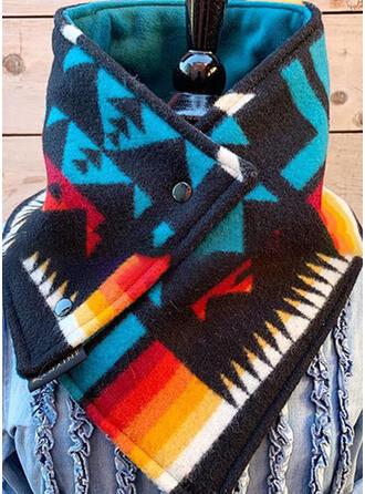 Geometric Print Neck/Light Weight/fashion Scarf