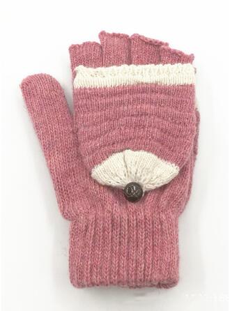Effen kleur/Color Block/grafische prints Warme/Wasbaar handschoenen