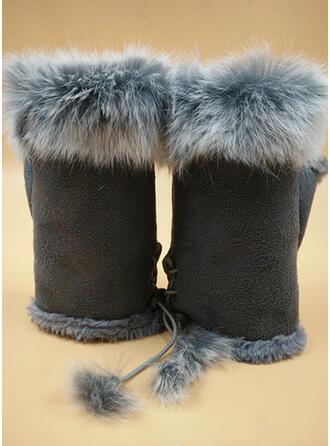 Effen kleur/Retro /Wijnoogst Warme/Wasbaar handschoenen