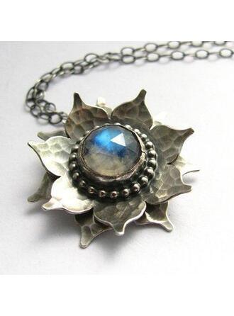 Attractive Charming Elegant Delicate Alloy Women's Ladies' Girl's Necklaces