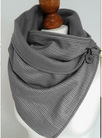 Striped fashion/simple Scarf