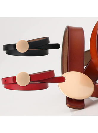 Unique Stylish Charming Elegant Artistic Delicate Leatherette Women's Belts 1 PC