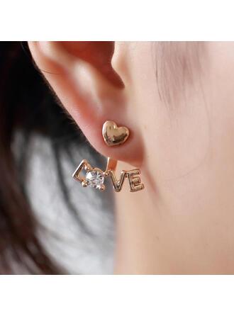 Attractive Charming Elegant Delicate Alloy Women's Ladies' Girl's Earrings