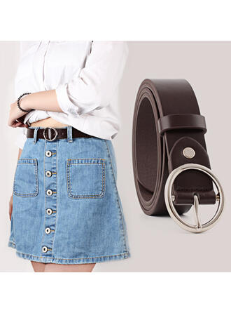 Unique Fashionable Vintage Simple Charming Elegant Delicate Leatherette Women's Belts 1 PC