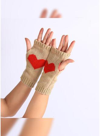 Effen kleur/grafische prints lichtgewicht/mode handschoenen