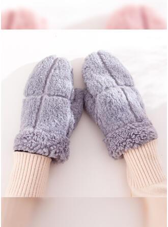 Effen kleur/Geometrische Print Multi-functionele/Huidvriendelijk handschoenen