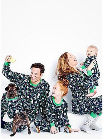 Print Voor Gezinnen Kerst Pyjamas