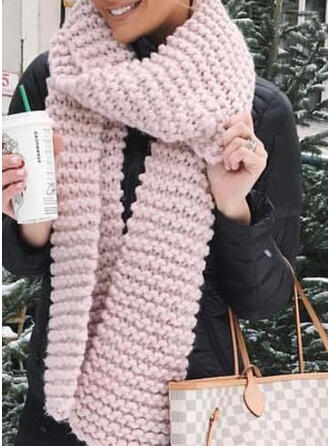 Crochet fashion/Warm/Simple Style Scarf