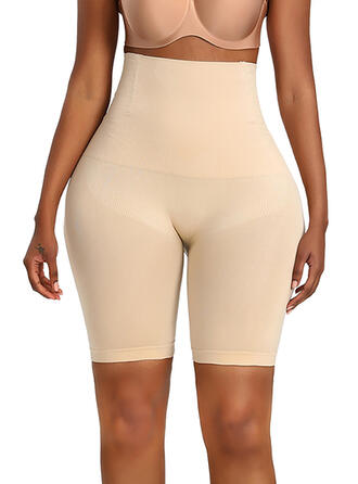 Spandex kleur Nylon Chinlon Effen kleur Shapewear