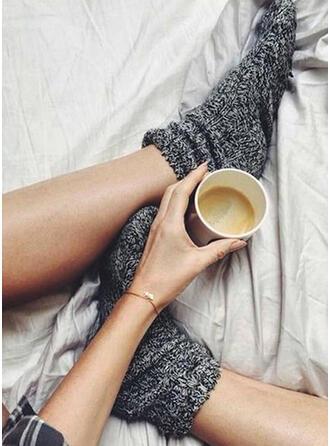 Crochet Warm/Comfortable/Women's/Calf Socks Socks/Stockings