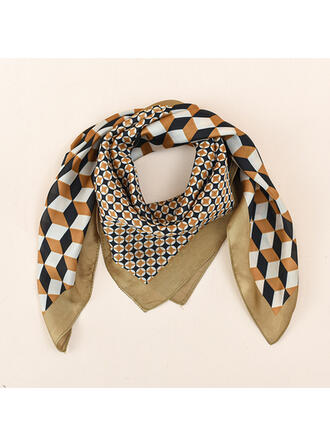 Geometric attractive/fashion/simple/Comfortable Scarf/Square scarf