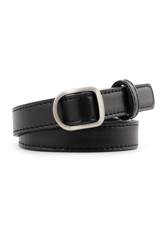 Unique Fashionable Stylish Vintage Simple Attractive Elegant Leatherette Women's Belts 1 PC