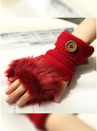 Effen kleur/Retro /Wijnoogst mode/Warme/Wasbaar handschoenen