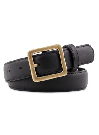 Unique Beautiful Gorgeous Fashionable Stylish Vintage Classic Simple Leatherette Women's Belts 1 PC