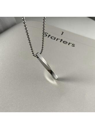 Alloy Women's Ladies' Girl's Necklaces
