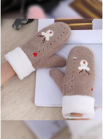 Rendier van Kerstmis/Kerstmis Stijl Warme/Dier Ontworpen handschoenen