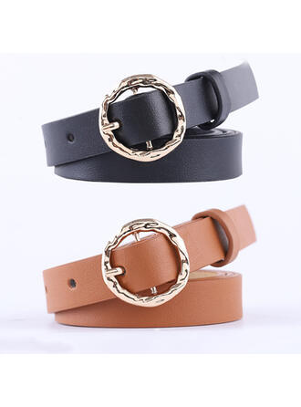 Unique Fashionable Vintage Classic Attractive Delicate Leatherette Women's Belts 1 PC